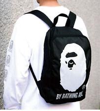 Brand New A Bathing Ape Bape Head Backpack Bag From Japan Magazine