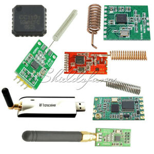 CC1101-433Mhz-868Mhz-Wireless-USB-RF-Transceiver-Module-IC-Transmission-Antenna