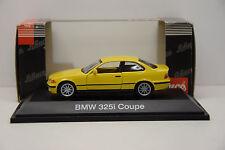 BMW 325i COUPÉ SCHUCO 1/43 NEUVE EN BOITE
