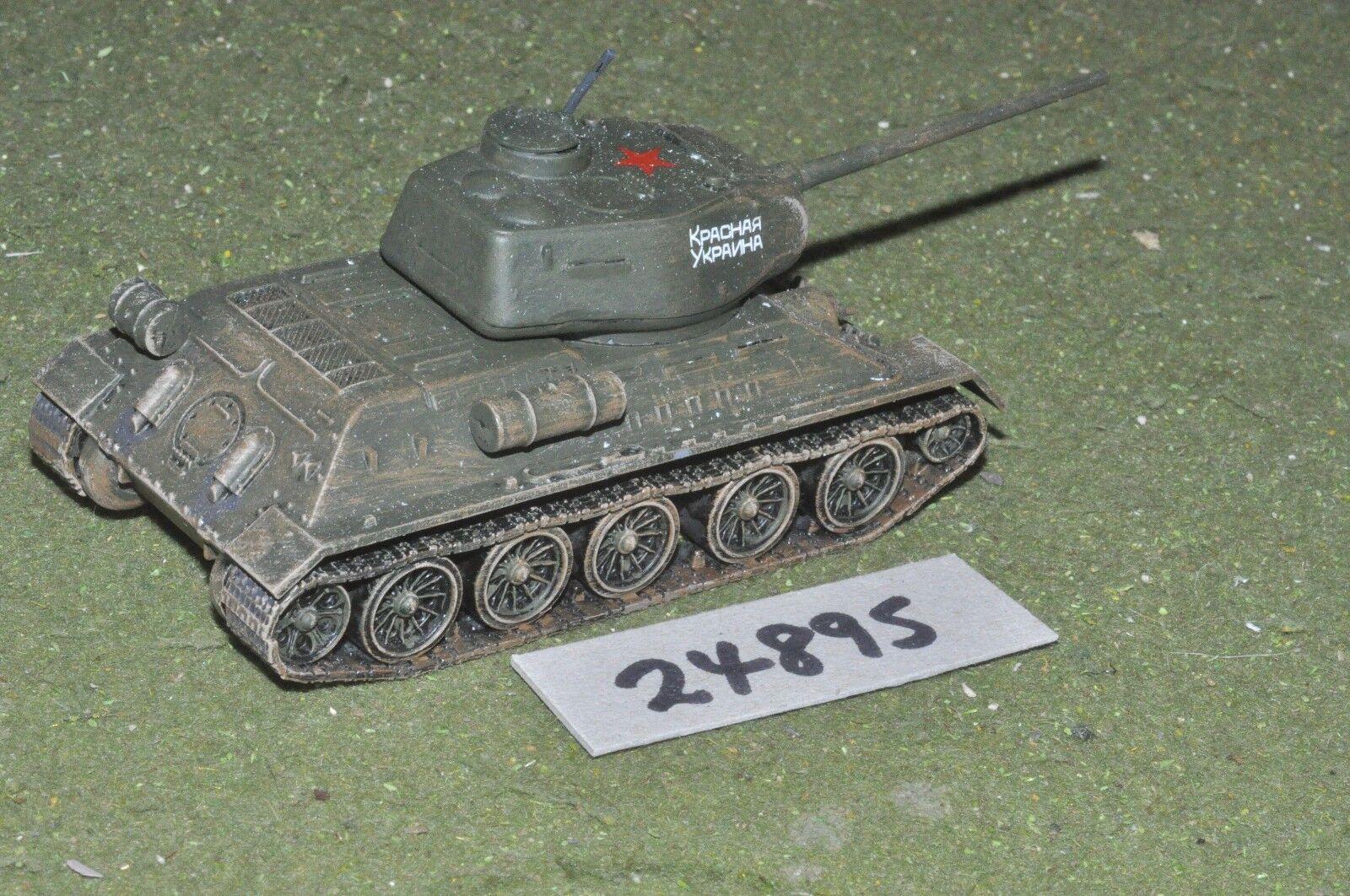 28mm WW2   russian - 1 tank - vehicles (24895)