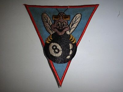 inactive Original Us Air Force Patch 72nd Liaison Squadron 9th Air Force Collectibles
