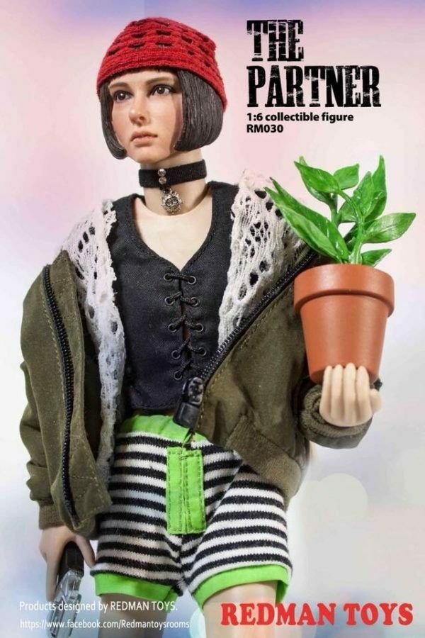1 6 Scale  Matilda the Partner Action Figure RM030 MIB in Hand