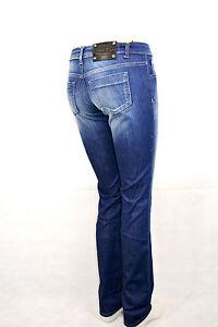 PHARD-Sexy-Roehren-Jeans-Gr-25-bis-32-NEU-blau
