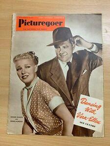 29-Juillet-1950-Picturegoer-GB-Film-Revue-Gingembre-Rogers-avant-Housse