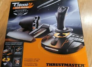 Thrustmaster 2960778 T.16000M FCS HOTAS Controller - Brand New *In Hand*