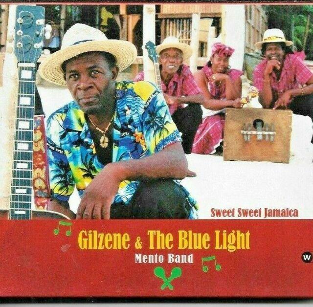 Gilzene & the Blue Light Mento Band - Sweet Sweet Jamaica CD 2009 - UK FREEPOST