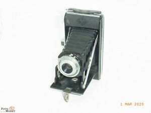 Agfa-Billy-I-Made-IN-Germany-Lens-Agnar-6-3-4-1-8in-6x9-Folding-A7-3161