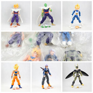 Dragonball Z Dragon ball DBZ Goku Piccolo Action Figure Toy Set 1 Set xmas gift