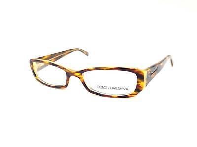 $350 Dolce /& Gabanna Womens Brown Eyeglasses Frames Glasses Optical Lenses 3115