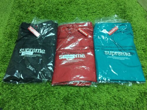 Supreme S//S 2016 Nylon Packable Poncho Size Small