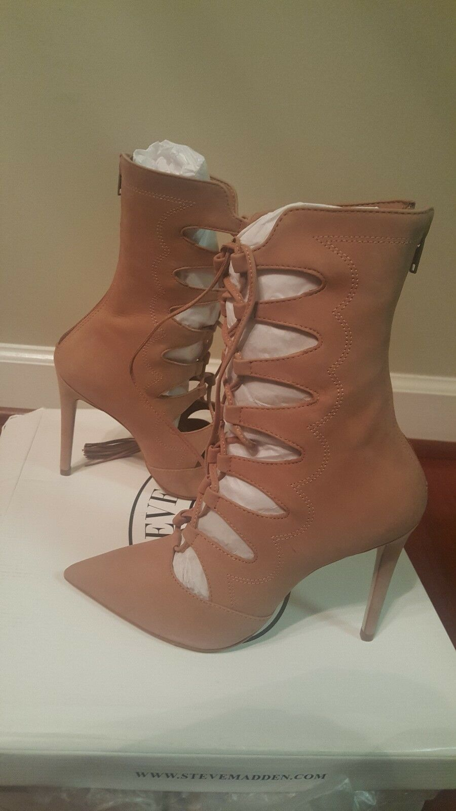 Man/Woman Steve Madden Piper Heels size 5.5 Complete specification range Let our products go to the world best seller