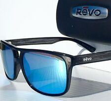 0a22469894 item 2 NEW  REVO HOLSBY BLACK Wood grain POLARIZED Blue Water Lens Sunglass  1019 01 BL -NEW  REVO HOLSBY BLACK Wood grain POLARIZED Blue Water Lens  Sunglass ...