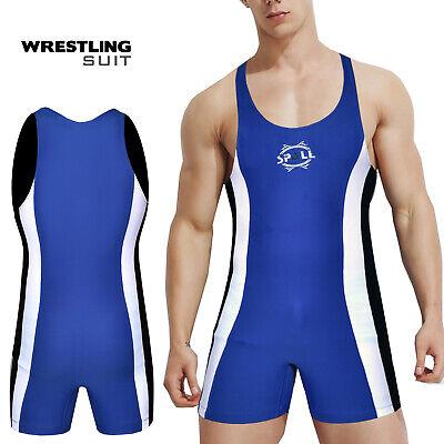 Men/'s Wrestling Singlet BERKNER Classic Ringertrikots Wrestling Suit