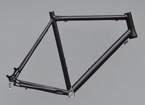 Rahmen-CROZZROAD-DISC-RH-60-cm-in-schwarz-matt-Aluminium-GRAVEL