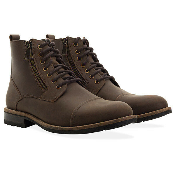 Redfoot Malvern Brown Mens Leather Brogue Ankle Boots UK 12 Euro 46