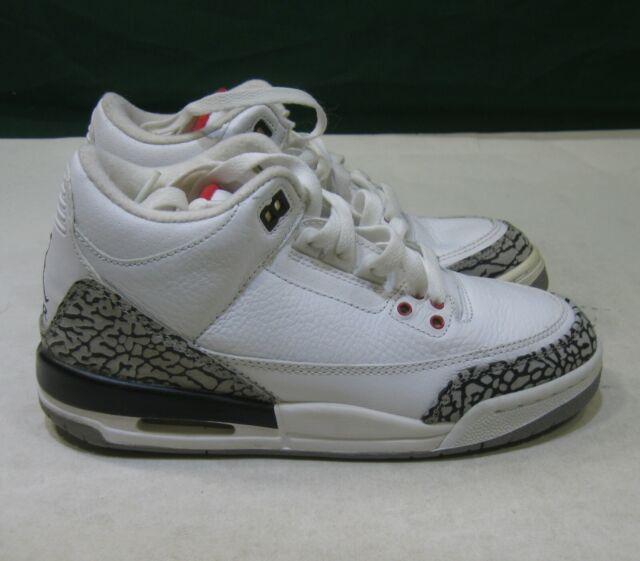 Air Jordan 3 III Retro GS White
