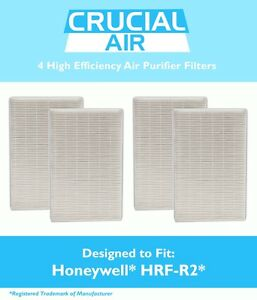 4-REPL-Honeywell-HPA-090-HPA-100-HPA200-HPA300-Air-Filters-Part-HRF-R2
