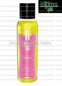 Erotic Body Massage Oil