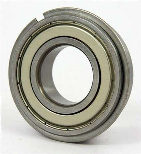 TIMKEN rodamiento 6201 2ZNR C//W Groove /& Snap anillo 12mm X 32mm X 10mm