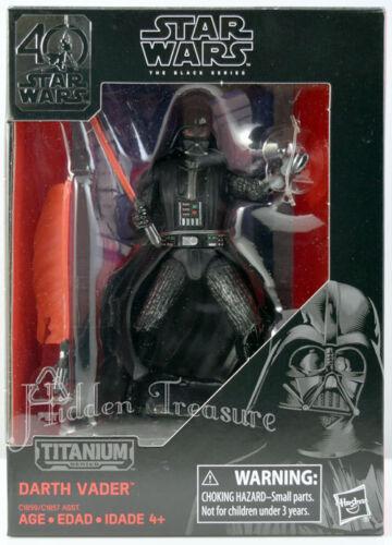 Star Wars 40th Anniversary TITANIUM SERIES DIE-CAST Darth Vader