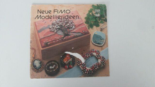Neue FIMO Modellierideen von Eberhard Faber GmbH  p250
