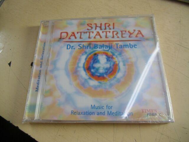 CD --  Shri Dattareya ~ Various   --   NEU/OVP