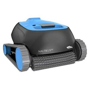 Dolphin Nautilus CC with CleverClean Inground Robotic Pool Cleaner 99996113-US