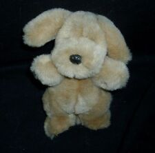 "5"" GOTTA GUND BABY BROWN TAN MUTTSY PUPPY DOG PUP STUFFED ANIMAL PLUSH TOY TAG"