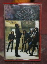 DIVING FOR PEARLS TAPE 1989 FIRST PRESSING OUT OF PRINT ROCK