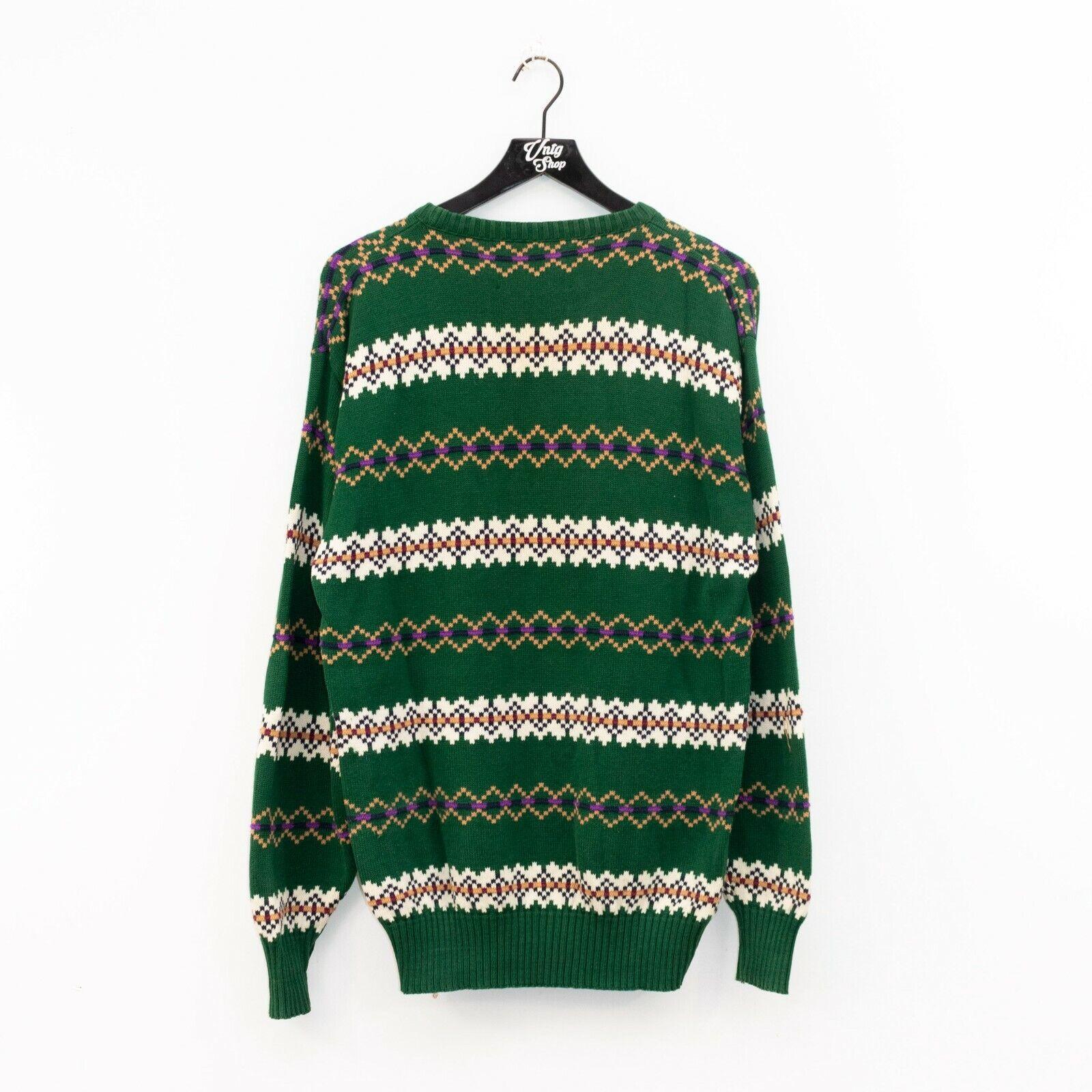 Vintage 80s/90s Chaps Ralph Lauren Knit Sweater S… - image 2