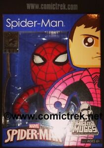 SDCC-Exclusive-Spider-Man-Peter-Parker-Unmasked-Mighty-Muggs-MIB-New-Sealed