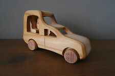 Wooden toy, Papa Mobile - hand made, High quality, beautiful