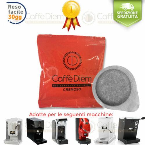 """OMAGGIO Macchina Caffè Cialde Ese 44mm Universale AROMA MODELLO /""""PLUS/"""" TORTORA"""