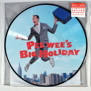 Pee-Wee-039-s-Big-Holiday-Picture-Disc-2016-SEALED-Vinyl-LP-Limited-Edition