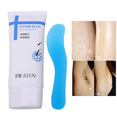 PILATEN Painless Depilatory Hair Removal Cream 100g For Body Leg Armpit Unisex