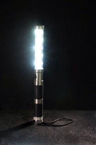 LED STROBE BATON for VIP Bottle Service Handheld Flashlight LED Sparkler 2PACK