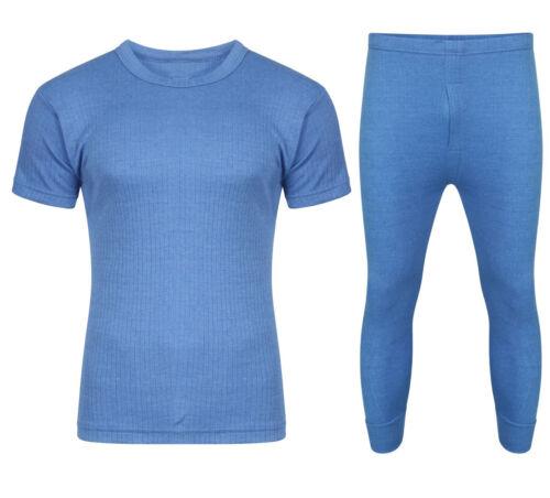NEW Mens Thermal Long Johns Short /& Full Sleeves T-Shirts Winter Warm Under Sets