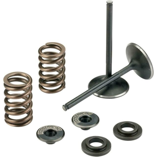 Prox Racing Parts 28.SIS4336-2 Steel Intake Valve and Spring Kit