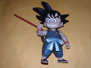 Dragon-Ball-2001-Young-Goku-With-Power-Pole-Detachable-VERY-RARE-DBZ