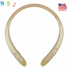 Gym Sports Bluetooth Headset Stereo Earphone Headphones For iPhone 7 6S 5S ASUS