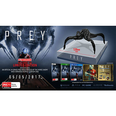 Prey Limited Edition PS4 PAL *NEW*+Warranty!!
