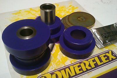 2 Pu-Buchsen Querlenker außen HA Nr 3 Alfa 916 Spider GTV Powerflex PFR1-710