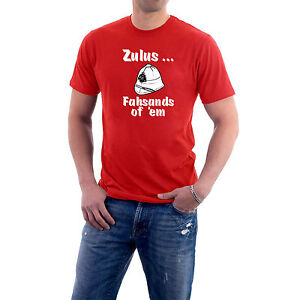 Zulu-T-shirt-or-Hoodie-Zulus-Fahsands-Rorke-039-s-Drift-S-5XL-Sillytees