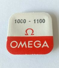 Omega 1000 # 1100 Ratchet Wheel Genuine New Factory Sealed Swiss
