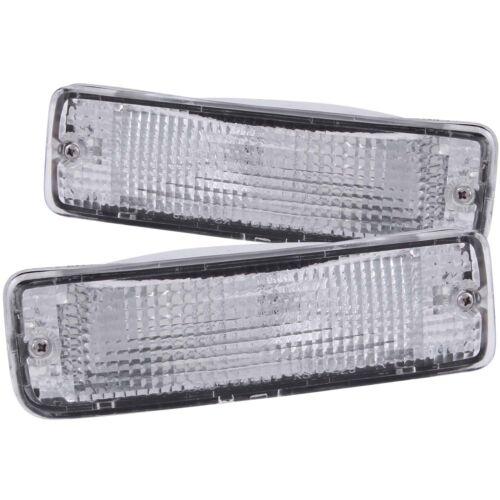 Anzo USA 511019 Euro Parking Lights Fits 89-95 Pickup