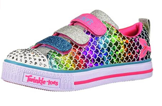 Skechers Infant Girls' Twinkle Toes