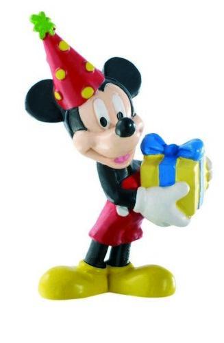 BULLYLAND 15338-Disney Classic-Mickey Celebration
