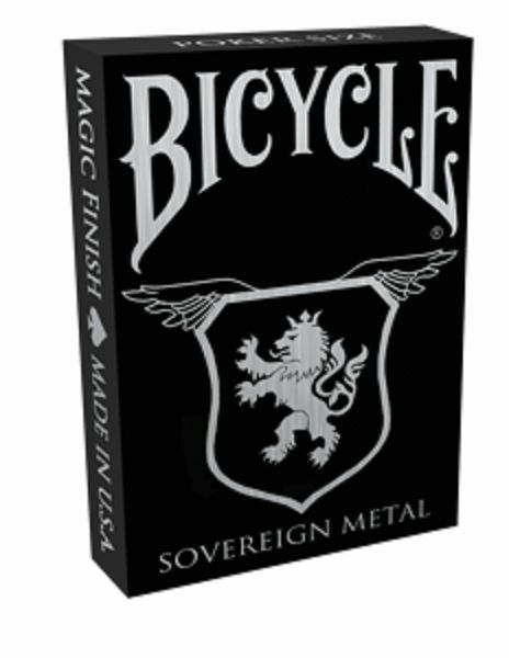 Bicycle Premium Stainless Playing Cards