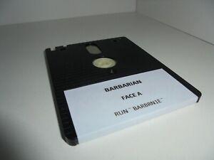 Jeu Barbarian + Turiccan - Logiciels 1987 - disquette - Amstrad CPC 6128 -