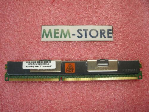 90Y3156 90Y3157 16GB DDR3-1600 PC3-12800 VLP RDIMM Memory IBM HS23 7875